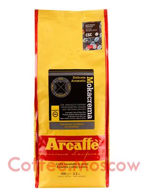 Кофе Arcaffe в зернах Mokacrema 1 кг