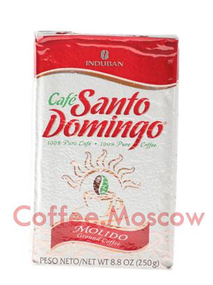 Кофе Santa Domingo молотый Molido 250 гр