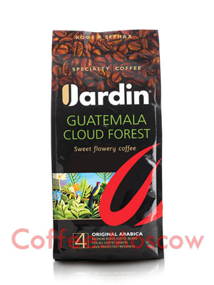 Кофе Jardin в зернах Guatemala Cloud Forest 250 гр