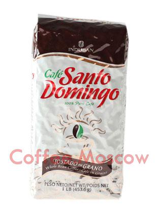 Кофе Santo Domingo в зернах Puro Cafe 454 гр