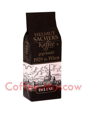 Кофе Helmut Sachers (Гельмут Захерс) молотый De Luxe 250 гр