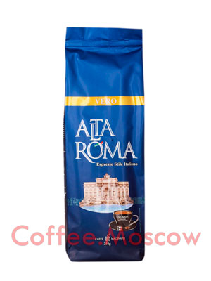 Кофе Alta Roma молотый Vero 250 гр
