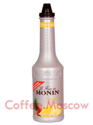 Фруктовое пюре Monin Ананас 1 л