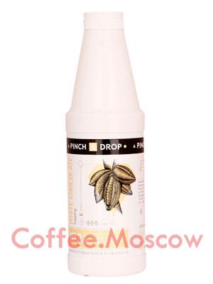 Топпинг Pinch Drop Белый шоколад 1 л