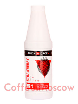 Топпинг Pinch Drop Клубника 1 л