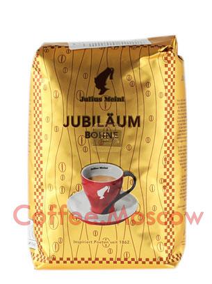Кофе Julius Meinl в зернах Jubileum