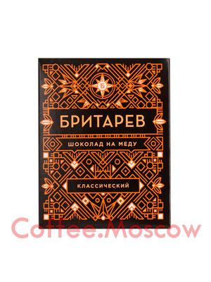 Бритарев шоколад на меду классический 30 гр