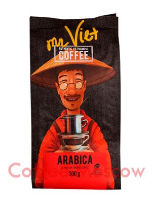 Кофе Mr Viet молотый Арабика 500 гр