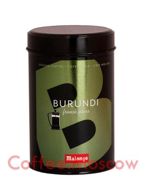Кофе Malongo молотый Burundi 200 гр