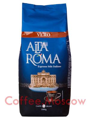 Кофе Alta Roma в зернах Vero 1 кг