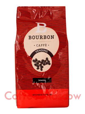 Кофе Lavazza в зернах Bourbon Intenso 1 кг