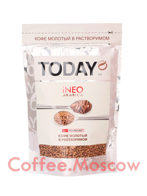 Кофе Today растворимый In-Fi 75 гр