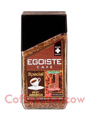 Кофе Egoiste растворимый Special 100 гр (ст.б.)