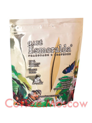 Кофе Cafe Esmeralda Doy Pack 180 гр