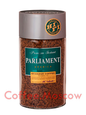 Кофе растворимый Parliament Arabica