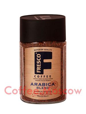 Кофе Fresco растворимый Arabica Blend 100 гр