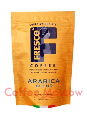 Кофе Fresco растворимый Arabica Blend 75 гр