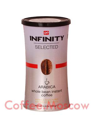 Кофе Infinity растворимый Selected 100 гр