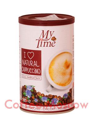 Кофе My Time Soul Harmony Капучино с натуральным кофе и цикорием 200 гр