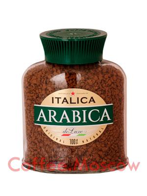 Кофе Italica растворимый de Luxe 100 гр
