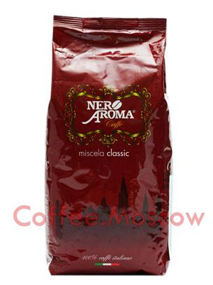 Кофе Nero Aroma в зернах Classic 1кг