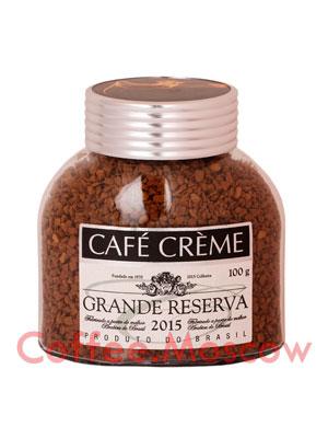 Кофе Cafe Creme растворимый Grande Reserva 100 гр
