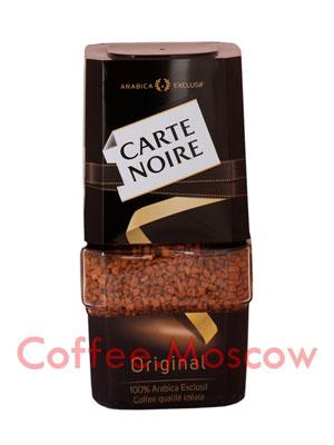 Кофе Jacobs Carte Noire 95 гр