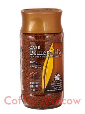Кофе Cafe Esmeralda растворимый 200гр