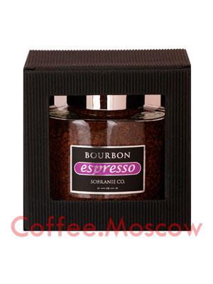 Кофе Bourbon растворимый Espresso 100 гр