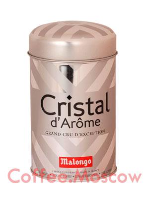Кофе Malongo (Малонго) молотый Кристальный аромат 250 гр (ж.б.)