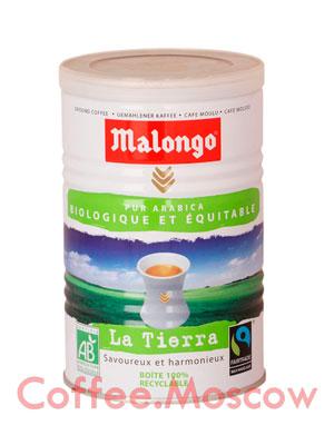 Кофе Malongo молотый La Tierra