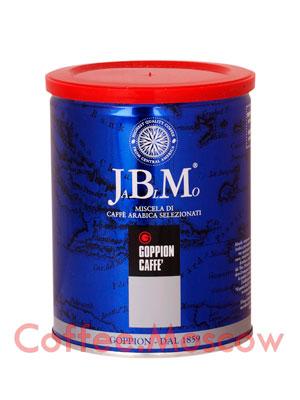 Кофе Goppion Caffe молотый JBM (JaBlMo) 250 гр