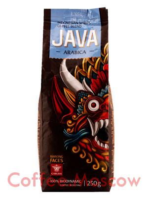 Кофе Garuda в зернах Java 250 гр