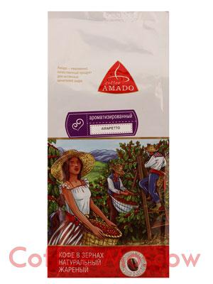 Кофе Amado в зернах Амаретто 500 гр