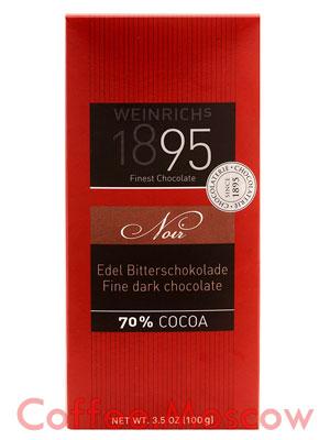 Шоколад Weinrichs горький 100 гр