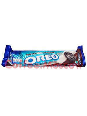Бисквитное печенье Oreo Dark and White 137 гр