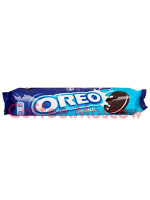 Бисквитное печенье Oreo Original 154 гр