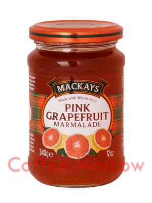 Джем Mackays из розового грейпфрута 340 гр