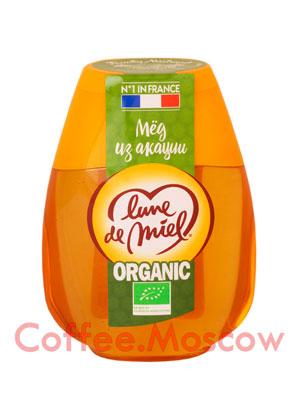 Lune de Miel Мёд из акации органический 250 гр