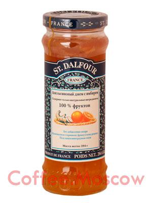 Джем St.Dalfour Апельсин 284 гр
