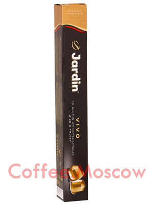 Jardin Nespresso Vivo 10 капсул