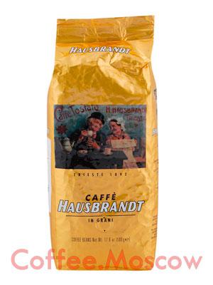 Кофе Hausbrandt в зернах Espresso 500 гр