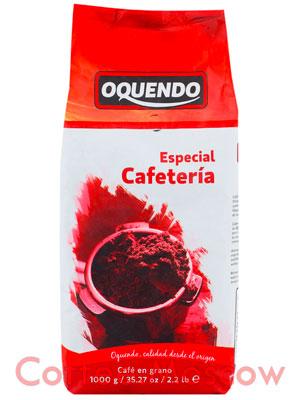 Кофе Oquendo в зернах Cafeteria Mezcla 1 кг