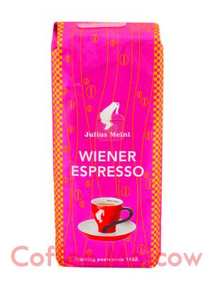 Кофе Julius Meinl в зернах Wiener Espresso 250 гр