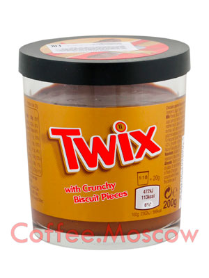 Паста Twix 200 гр