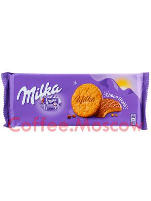 Бисквитное печенье Milka Choco Grain 126 гр