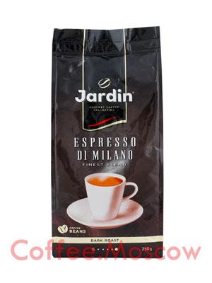 Кофе Jardin в зернах Espresso Stile di Milano 250 гр
