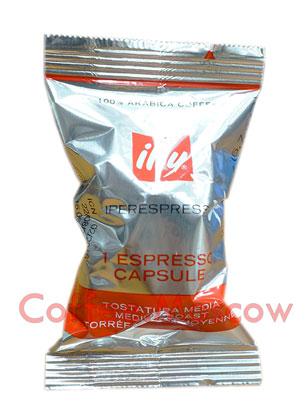 Кофе Illy в капсулах Iperespresso Medium (100 шт)