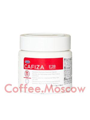 Чистящее средство Urnex Cafiza E28 для эспр-машин 100 шт-1,3 гр