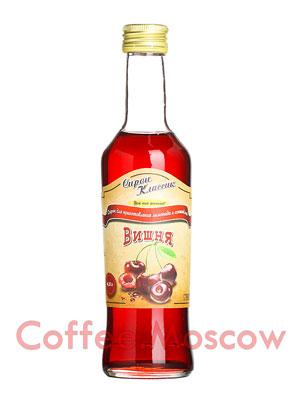 Сироп Классик Вишня 0,25 л